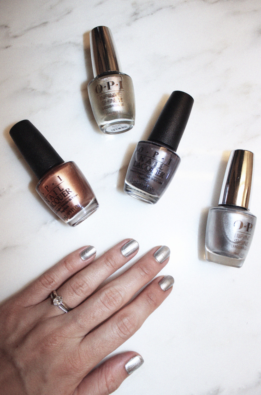 My Favorite Metallic Nail Polish